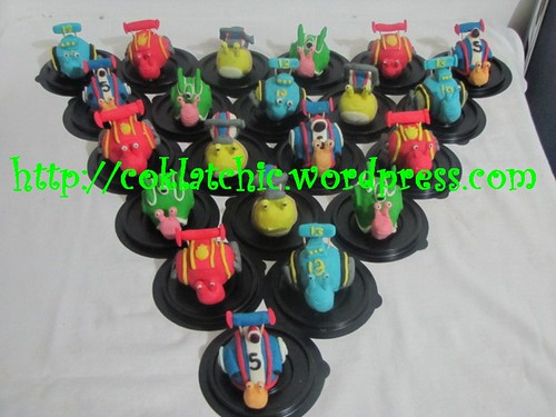 Minicake Turbo Snail