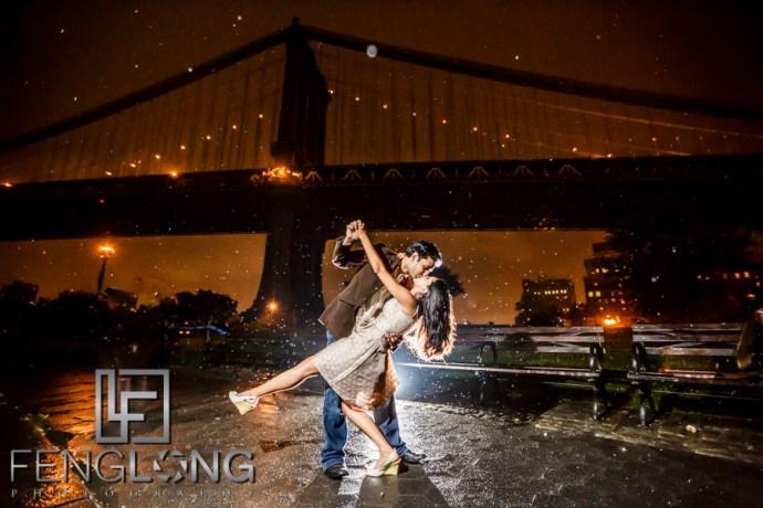 Re-Upload Koel & Sanjeev Destination Engagement Session in New York City