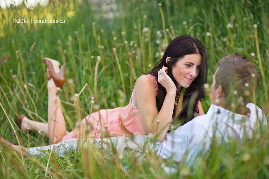 Natasha + Steve | Rustic Engagement