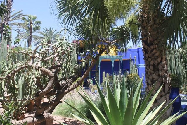 Jardín Majorelle