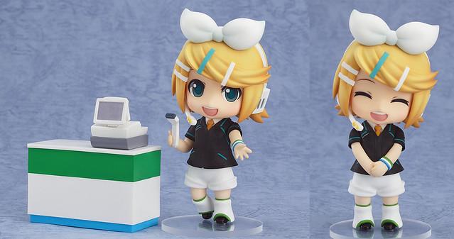 Nendoroid Kagamine Rin: FamilyMart 2013 version