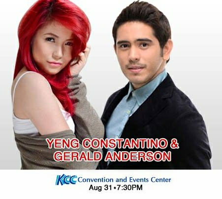 Yeng Constantino, Gerald Anderson