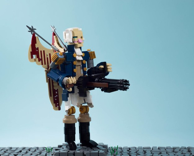 Motorized Patriot