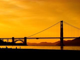 A Golden Golden Gate