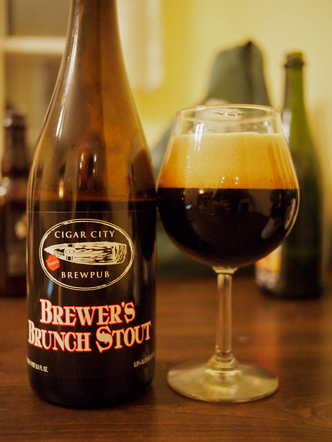 Cigar City Brewpub Brewer's Brunch Stout