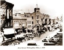 1930 Erie facing northwest