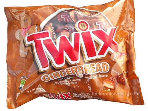 Gingerbread Twix