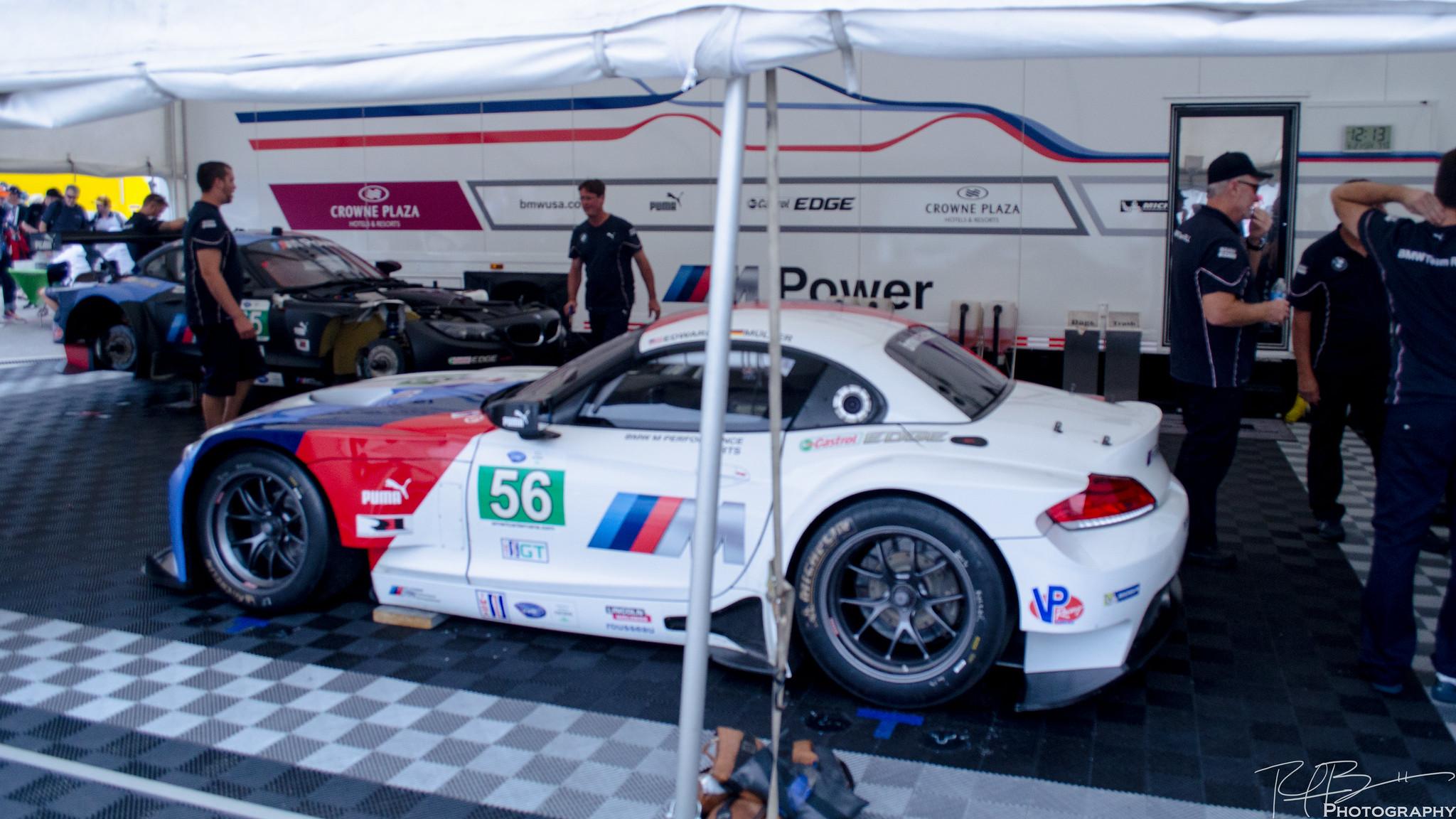RLL BMW Z4 GTE