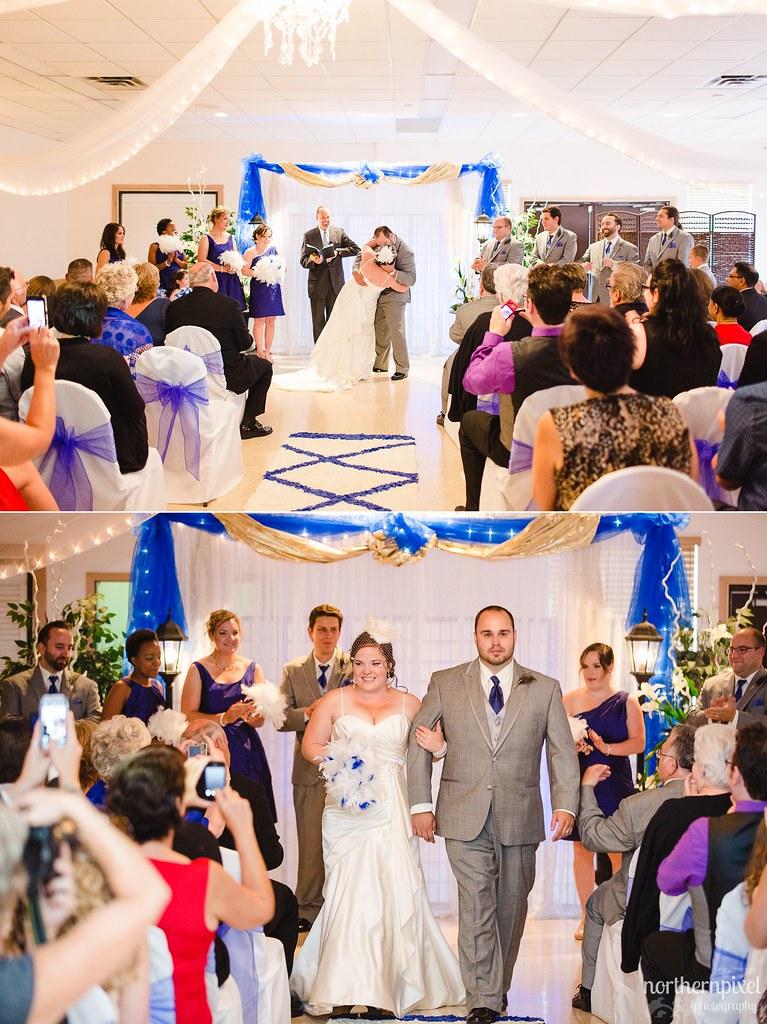 Andrew & Jen's Wedding Ceremony