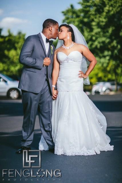 Joylond & Mark Wedding | DoubleTree Hilton Roswell | Atlanta Wedding Photography