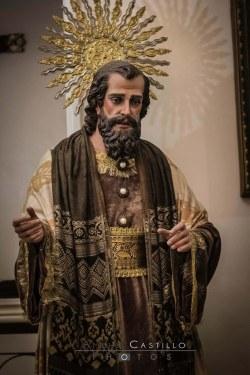 sveti Jožef iz Arimateje - mestni svetnik in Jezusov učenec