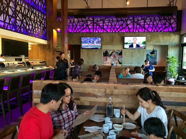 Dami Sushi & Izakaya, Buena Park, California