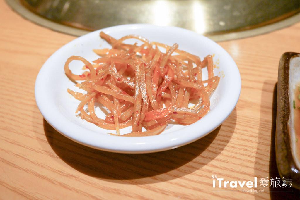 福冈美食餐厅 大东园烧肉冷面 (13)