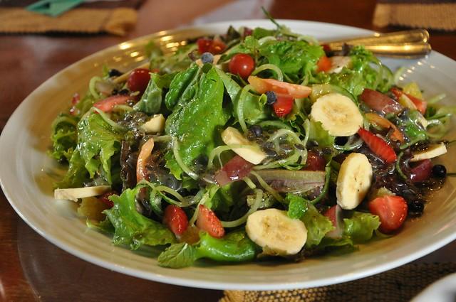 Chaya Salad