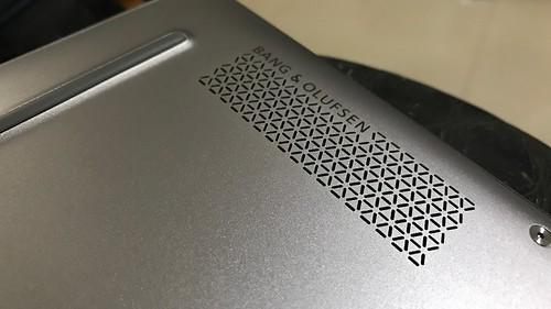 ลำโพง Bang & Olufsen ของ HP Elitebook Folio G1