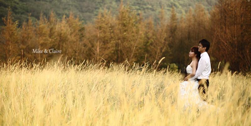▌Wedding ▌ 人妻這條路之 北極版陽明山自助婚紗