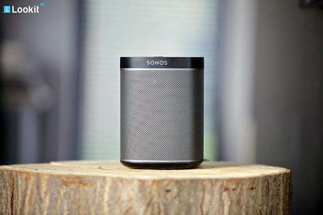De Sonos PLAY:1 ziet er ook strak uit!