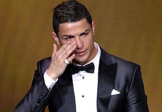 2013年FIFAバロンドールはC・ロナウドが受賞