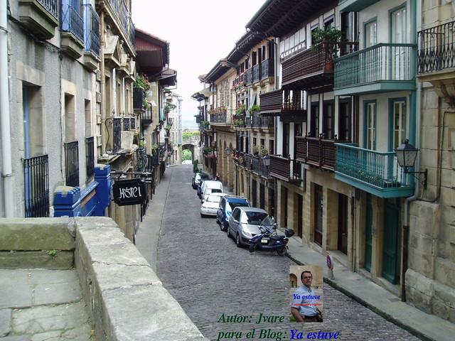 Calle_Mayor_Barrio_Viejo_Hondarribia