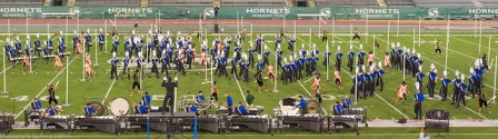 Blue Devils Drum Corps