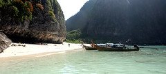 Maya Bay in Koh Phi Phi Ley Island