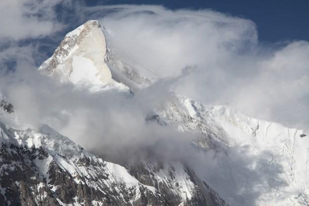 Khan Tengri. South Inylchek Glacier Trek