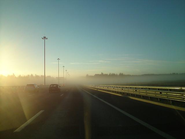 Туман // Fog