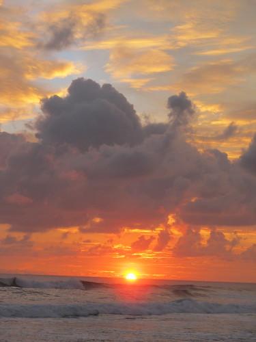 Hikka Sunset at Sun Beach