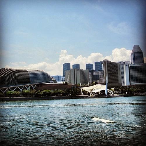 Marina Bay #singapore by @MySoDotCom