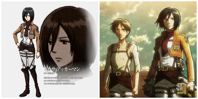 AttackOnTitanAnime Collage