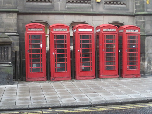 K6 Phones Boxes, Middlesbrough