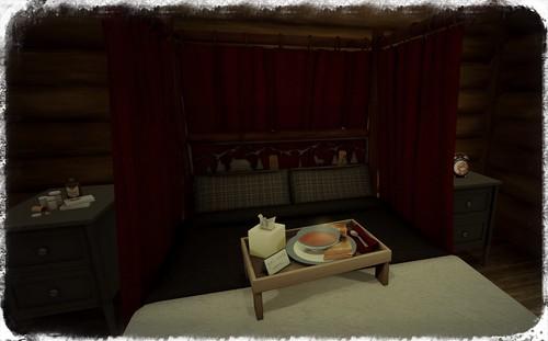 Grandmother's Sickbed