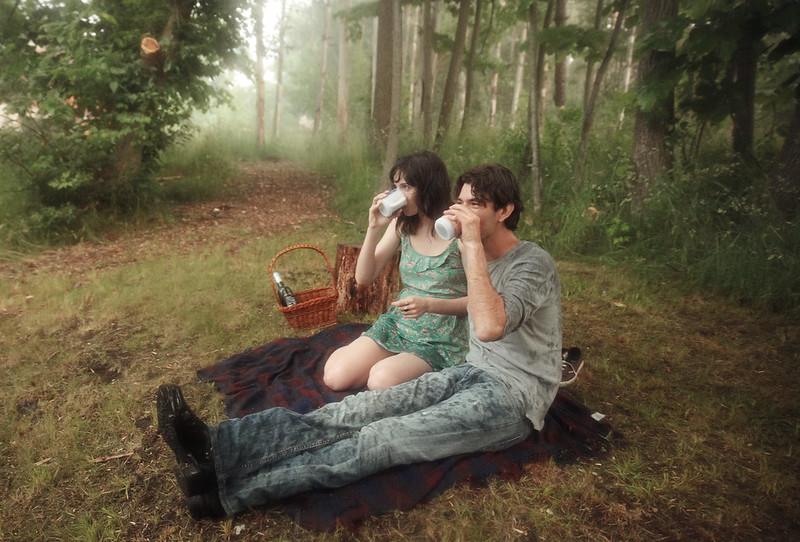 Cambridge Rustic Engagement Photography