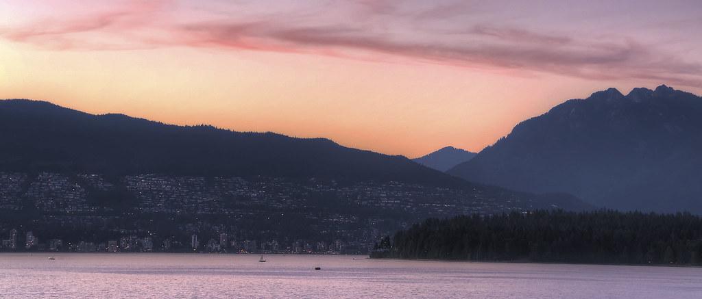 Hills of British Columbia