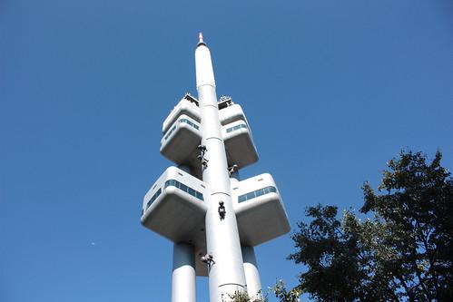 Žižkov Television Tower (David Černý)