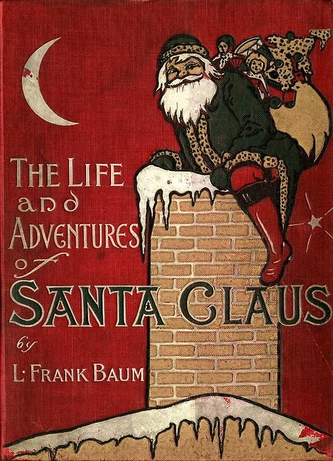 Life and Adv of Santa Claus cover