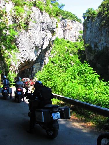 Monte Perdido Traffic Jam