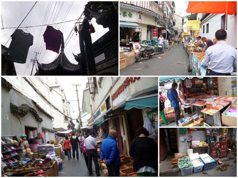 Back street of Shanghai