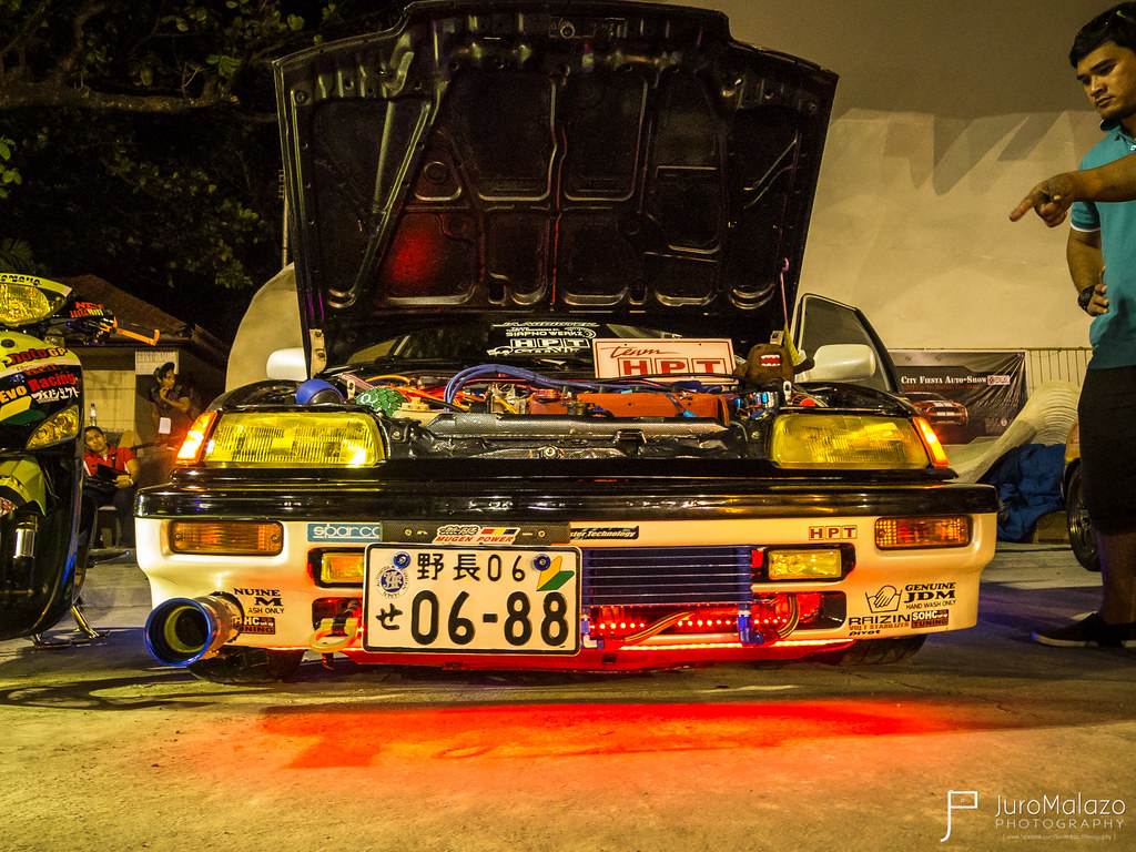 Honda Civic. - Dagupan City Fiesta Auto Show 2013 - Juro Malazo