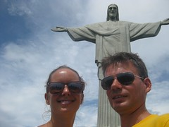 Us at Cristo Redentor