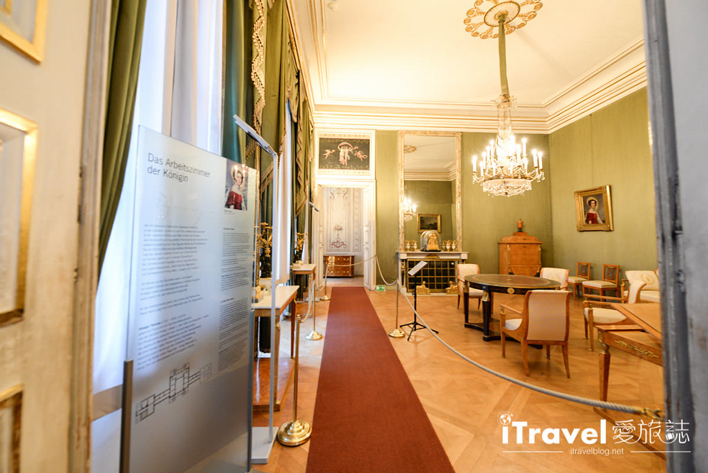 《慕尼黑景点推介》宁芬堡宫:慕尼黑市区的典雅宫殿建筑