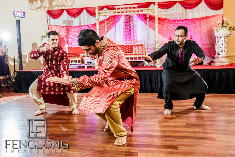 Nadia & Sohail's Pithi | Occasions Event Center | Atlanta Indian Ismaili Wedding Photography