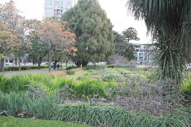 Exhibition gardens