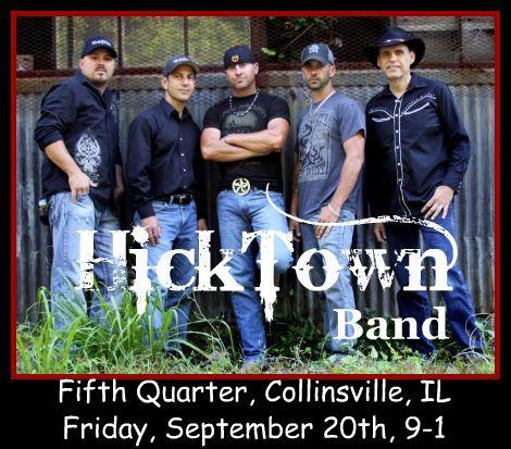 Hicktown 9-20-13