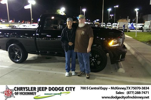 Dodge City McKinney Texas Customer Reviews and Testimonials-Larry Burgett by Dodge City McKinney Texas