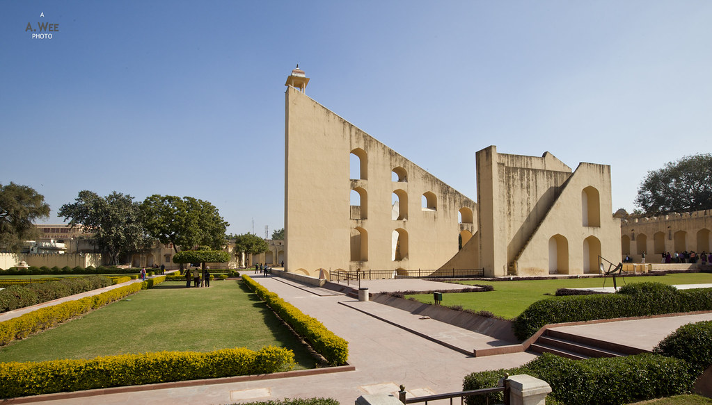 The Grounds of Jantar Mantar