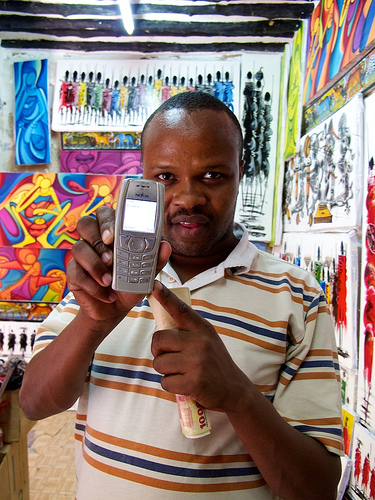 Swahili Lessons by Cellphone