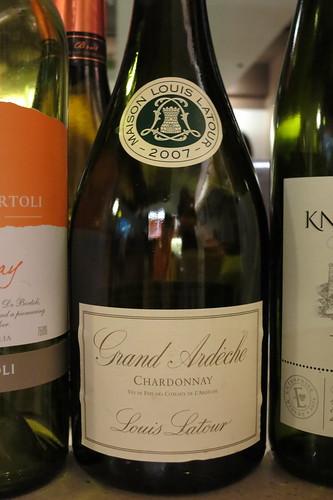 Louis Latour Grand Ardèche Chardonnay 2007