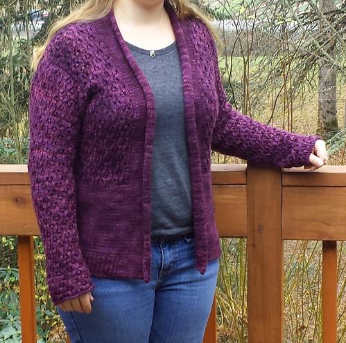 Cerisara sweater crop