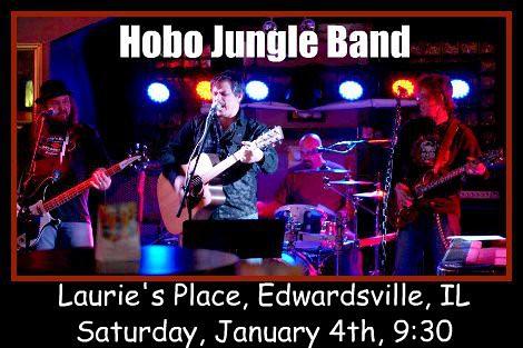 Hobo Jungle Band 1-4-14